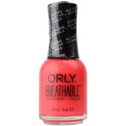 Orly Breathable Treatment & Nail Color - Just Breathe 918 18ml