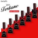 Gellyfit 2017 - Red Fortune Set of 6 bottles