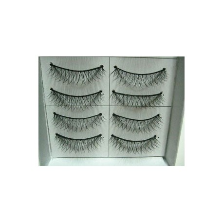 Fake Lashes - no. J2 (10 pairs)