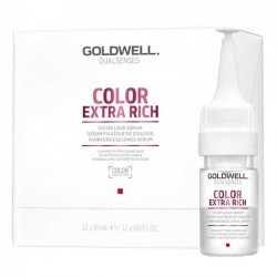 Goldwell DualSenses Color Extra Rich: Color Lock Serum - 18mlx1 or 12per box