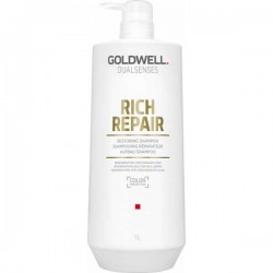 Goldwell DualSenses Rich Repair Cream Shampoo - 1.5L