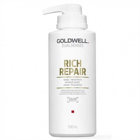 Goldwell DualSenses Rich Repair 60sec Treatment - 1.5L
