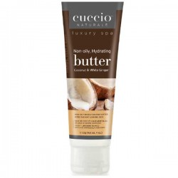 Cuccio Butter Blend - Coconut Ginger 8 oz