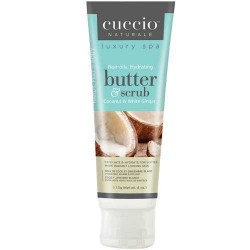 Cuccio - Milk & Honey Fine Sea Salt Scrub 8 oz 31310