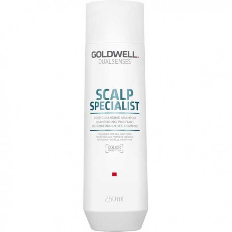 Goldwell DualSenses Scalp Specialist Deep Cleansing Shampoo - 250ml