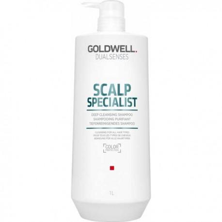 Goldwell DualSenses Scalp Specialist Deep Cleansing Shampoo - 1.5 Litre