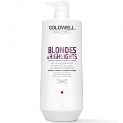 DualSenses Blondes & Highlights Anti Yellow Conditioner 200ml