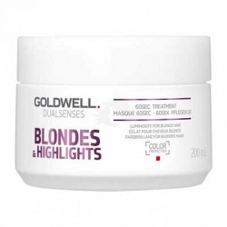 Goldwell DualSenses Just Smooth 60 Sec Treatment 200ml