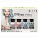 OPI Soft Shades Pastel Mini 4 Piece Set ( 4 x 3.75ml)