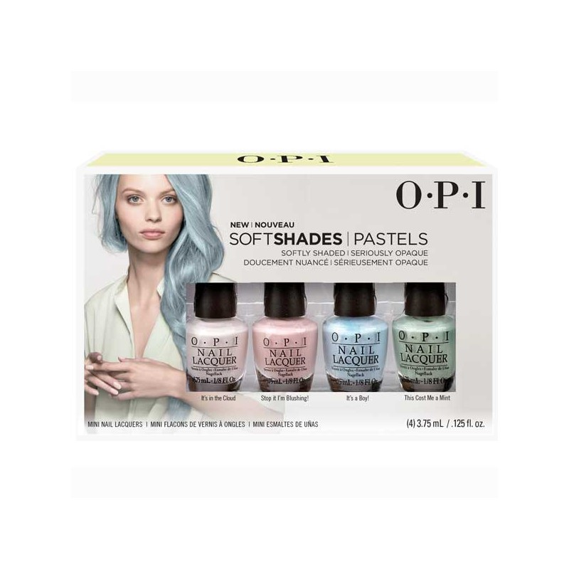 OPI Soft Shades Pastel Mini