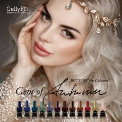 Gellyfit - Oriental Flowers Set of 12 bottles