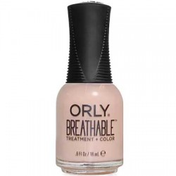 Orly Breathable Treatment Nail Polish - Bare Necessity 20985 18ml