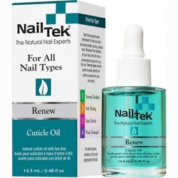 Nail Tek RENEW with Tea Tree Cuticle Oil 0.5oz