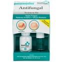 Nail Tek Maximum Strength Antifungal Treatment Kit with Renew Cuticle Oil