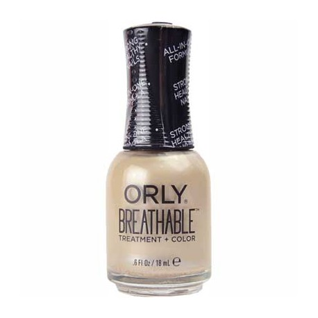 Orly Breathable Treatment Nail Polish - Almond Milk 20949 18ml