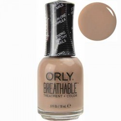 Orly Breathable Treatment Nail Polish - Down To Earth 20951 18ml