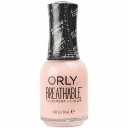 Orly Breathable Treatment Nail Polish - Kiss Me I'm Kind 20953 18ml