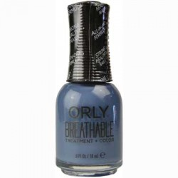 Orly Breathable Treatment Nail Polish - Destressed Denim 20960 18ml
