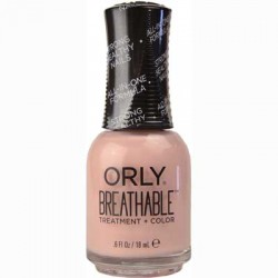 Orly Breathable Treatment Nail Polish - Sheer Luck 20966 18ml