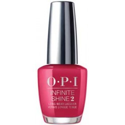 OPI Infinite Shine - Color So Hot It Berns ISLZ13