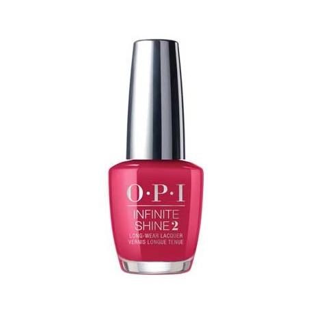 OPI Infinite Shine - Color So Hot It Berns ISLZ13