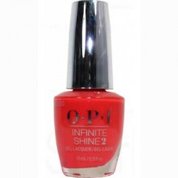 OPI Lisbon Infinite - A Red-Vival City L22