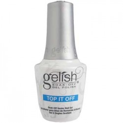 Gelish - Top It Off Top Coat 0.5 oz