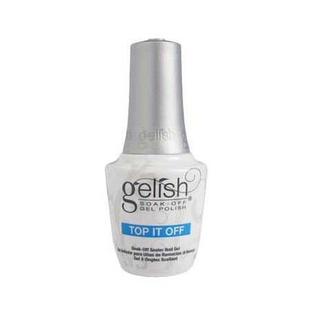 Gelish - Top It Off Top Coat 0.5 oz
