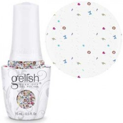 Gelish Gel Nail Polish - I'm So Hot 1110190