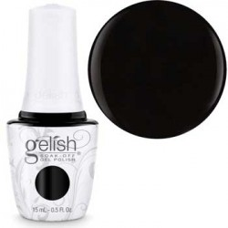 Gelish Gel Nail Polish - Black Shadow 1110830