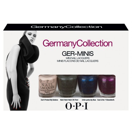 OPI Mariah Carey Liquid Sand Mini Set