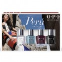 OPI Mini Infinite Shine Peru 4 Piece Set ( 4 x 3.75ml)