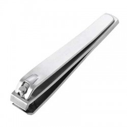 Professional Salon Quality Straight Nail Clipper Stainless Steel