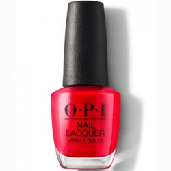 OPI Hongkong - Red My Fortune Cookie H42 0.5 oz