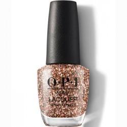 OPI Nutcracker Dreams on a Silver Platter K14 nail polish 0.5 oz