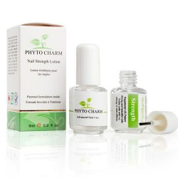 PhytoCharm Strength Lotion Herbal Nail Strengthener 9ml