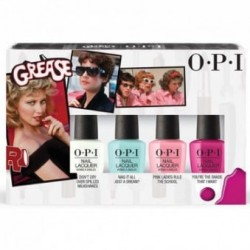 OPI Grease Nail Polish 2017 Mini Gift Set ( 4 x 3.75ml)
