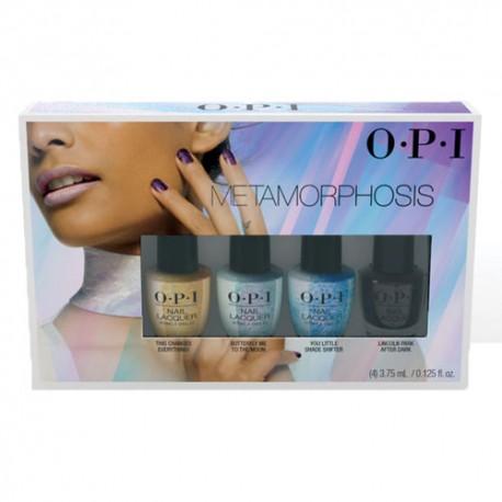 OPI Nutcracker Nail Polish 2018 Mini Gift Set ( 4 x 3.75ml)