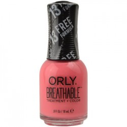 Orly Breathable Treatment Nail Polish - Flower Power 18ml