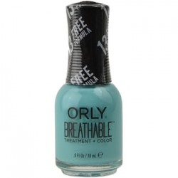 Orly Breathable Treatment Nail Polish - Sea The Future 18ml