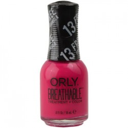 Orly Breathable Treatment Nail Polish - Berry Intuitive 18ml