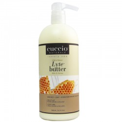 Cuccio Lyte Lotion Honey & Soya Milk 32 oz