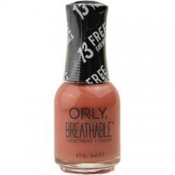 Orly Breathable Treatment & Nail Polish Dusk Till Dawn - Sunkissed 010 18ml