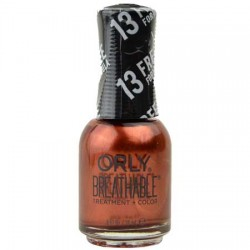 Orly Breathable Treatment & Nail Polish Dusk Till Dawn - Bronzed Ambition 011 18ml