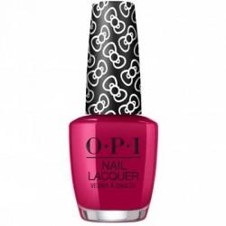 OPI Hello Kitty Nail Polish - Lets Celebrate L03 0.5 oz