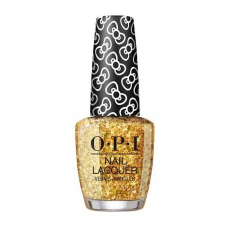 OPI Hello Kitty Nail Polish - Isnt She Iconic L11 0.5 oz