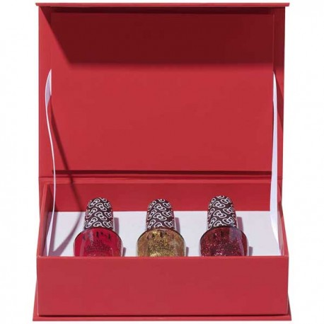 OPI Mini Infinite Shine Nail Polish set - Hello Kitty ( 5 x 3.75ml)