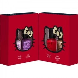 OPI Hello Kitty Mini 4 bottle Gift Set (4 x 3.75ml)