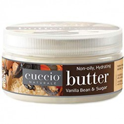 Cuccio Butter Blend - Vanilla Bean and Sugar 8 oz