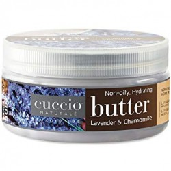 Cuccio Butter Blend - Lemongrass & Lavender cream 8 oz / 26 oz